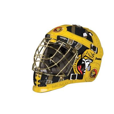 Franklin Sports NHL Ottawa Senators Mini Goalie Mask