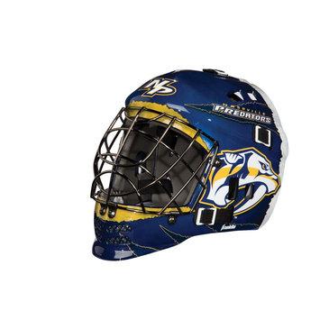 Franklin Sports NHL Nashville Predators Mini Goalie Mask