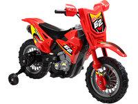 Grupo Ellda, S.a. De C.v. Mini Motos Dirt Bike 6v Red