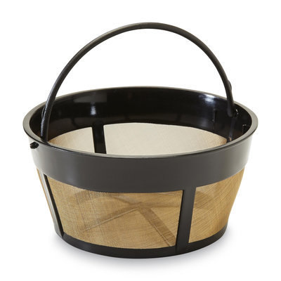 Kenmore Permanent Goldtone Basket Coffee Filter