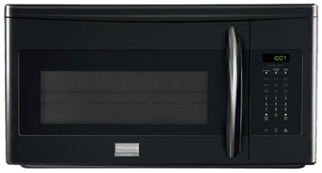 Frigidaire Gallery Black Over-The-Range Microwave - FGMV153CLB