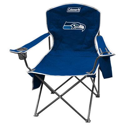 Coleman Seattle Seahawks Cooler Quad Chair