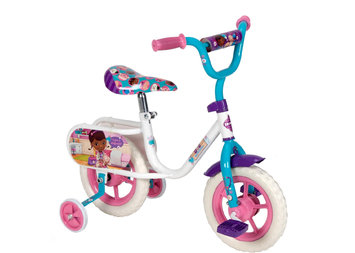 Disney 10 Doc McStuffins Bike - HUFFY CORP.