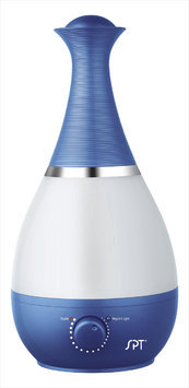 SPT Ultrasonic Humidifier with Fragrance Diffuser - Blue SU-2550B