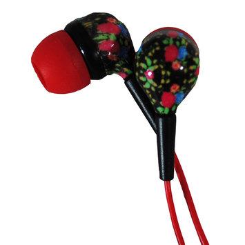 Audiology Rasta In-Ear Stereo Earphones Multi color