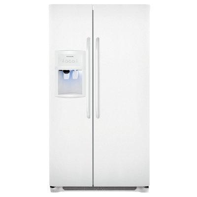 Frigidaire White Side-By-Side Refrigerator - FFHS2322MW