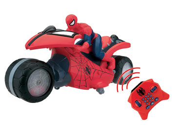 Marvel The Amazing Spider Man U Command Motorcycle - SUPER TECHNOLOGY LTD