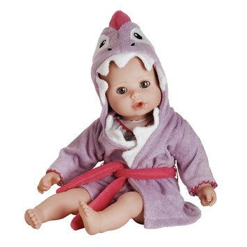 Adora Dolls Adora Baby Doll, 13 inch BathTime - Shark/Blue Eyes