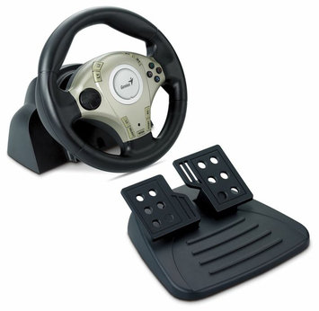 Genius Products Twin Wheel F1 Combo Wheel