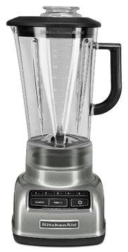 KitchenAid? 5-Speed Contour Silver Diamond Vortex Blender