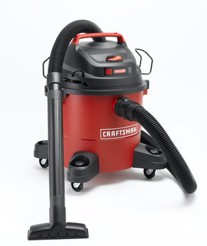 Craftsman 6 Gallon 3 Peak HP Wet/Dry Vac