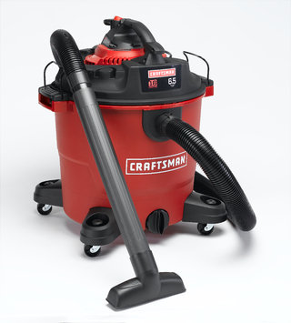 Craftsman 16 Gallon 6.5 Peak HP Detachable Blower Wet/Dry Vac