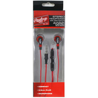 Esi Cases & Accessories Rawlings Earbuds w/ Mic RW2714 - ESI CASES AND ACCESSORIES