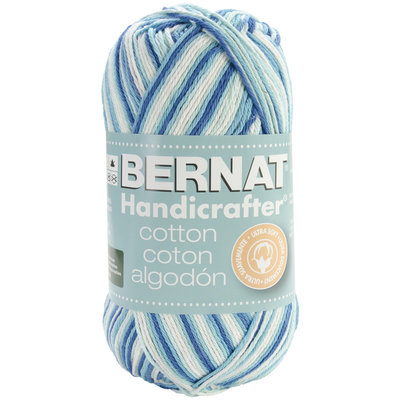 Dummy Handicrafter Cotton Yarn Ombres & Prints 340 Grams-Hippi