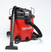Craftsman XSP 20 Gallon 6.5 Peak HP Wet/Dry Vac
