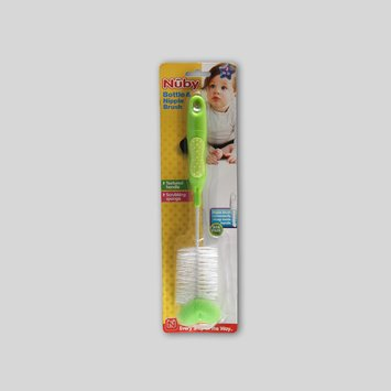 Nuby Brush, Bottle & Nipple, 1 brush - LUV N' CARE, LTD.