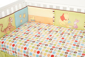 Disney Baby Crib Bumper Pad - KIDSLINE, INC.