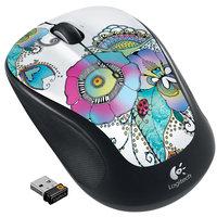 Logitech Wireless Mouse M325 - Lady On The Lily