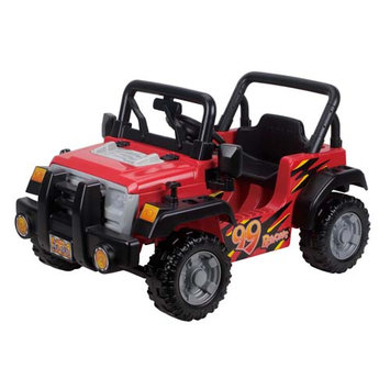 New Star Toys & Gifts, Inc New Star Jungle Racer Sit In 6 Volt Ride On