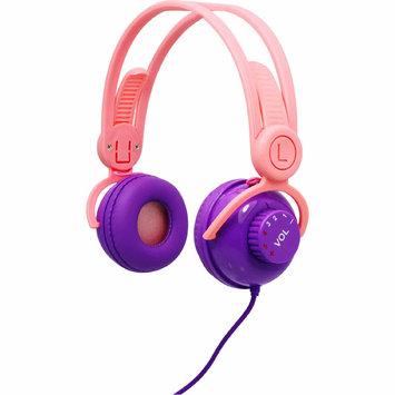NK KIDZ Headphones Pink and Purple