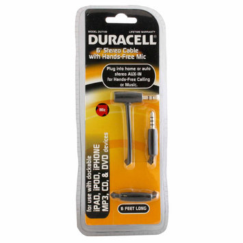 Duracell DU7109 Cable with Mic