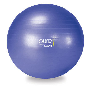 David Shaw Silverware Na Ltd Pure Fitness 65-cm Fitness Ball with Pump