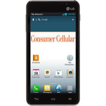 Consumer Cellular LG Escape Android Smartphone Black