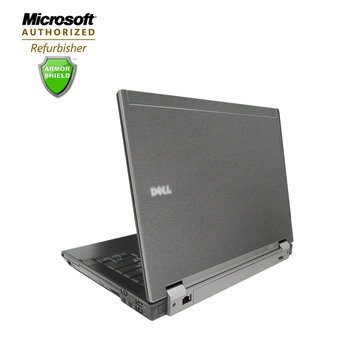 Nu Millennia/inc. Dell Refurbished Latitude E6410 with Armour Shield, Intel Core I5 2.4GHz,4GB,250GB, DVDRW,14.1