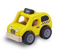 Smart Gear/wonderworld Toys Mini Yellow Cab by Wonderworld - WW-4060