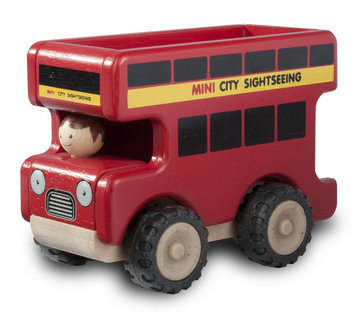 Skechers Smart Gear WW-4063 City Sightseeing Bus