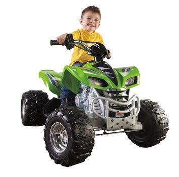 Power Wheels 12V Kawasaki KFX ATV