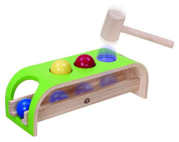 Smart Gear Llc Smart Gear WED-3072 Wonderworld Rolling Ball - Hammering Activity Toy