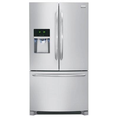 Frigidaire Gallery Stainless Steel French Door Counter-Depth Refrigerator