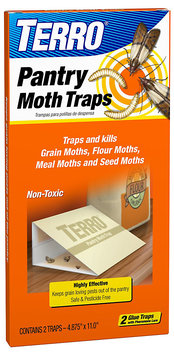 Senoret Chemical S58 2900 Terro Pantry Moth Trap 2Pk