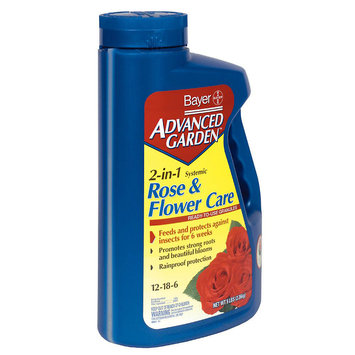 Wetsel Bayer 2 in 1 Rose and Flower Care Insect Control