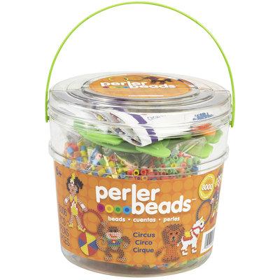 Perler Fun Fusion Fuse Bead Activity Bucket-Circus