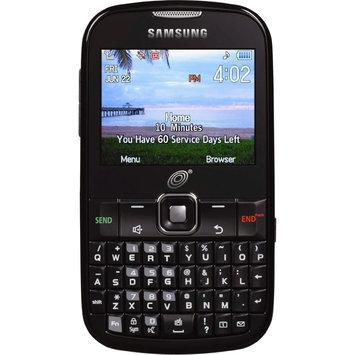 NET10 Samsung S380C CDMA Pre-Paid Mobile Phone Black