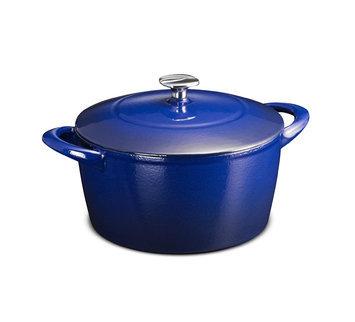 Kenmore Blue Non stick Dutch Oven - Kenmore