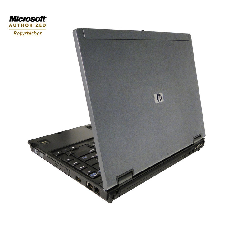 Blue Chip Games HP NC6400 Refurbished 14.1 Laptop, Intel CoreDuo 1.8GHz, 2GB, 80GB, CDRW/DVD, Windows7 Home Premium