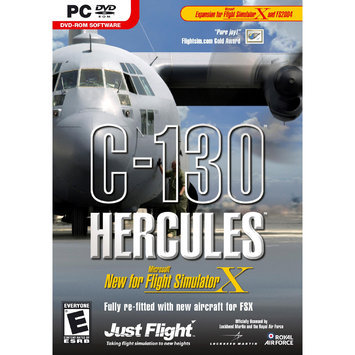 Just Flight C-130 Hercules X Exp for MS Flight Simulator X