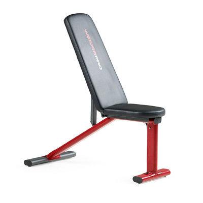 Weider Pro Multi Position Bench - Weider