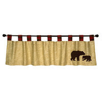 Test Trend Lab Northwoods - Window Valance Multi-color Crib