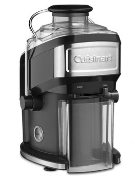 Cuisinart Compact Juice Extractor, CJE-500 - black/Stainless