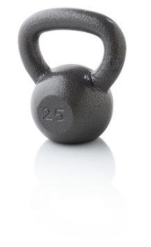 Weider 25 LB kettlebell - WEIDER HEALTH AND FITNESS