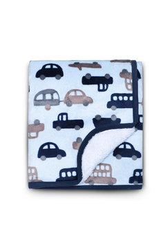 Carter's Infant Boy's Sherpa Blanket Cars - Carter's