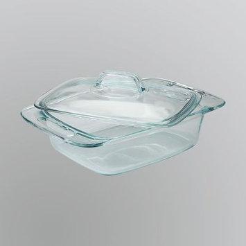 EKCO 2 Quart Casserole With Glass Cover