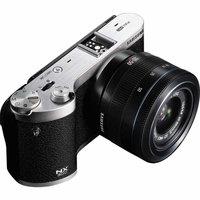 SAMSUNG NX300 Black Digital SLR Camera