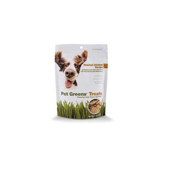 Bellrock Growers Bel Treat Dog Greens Chkn 4 oz.