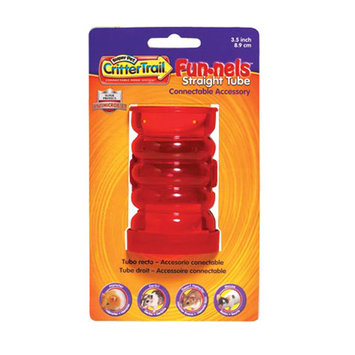 Super Pet Plastic Crittertrail Fun-Nels Tube