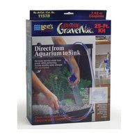 Lee S Aquarium & Pet Products Ultimate Gravel Vac 50 Ft Kit 50 Feet - 11571